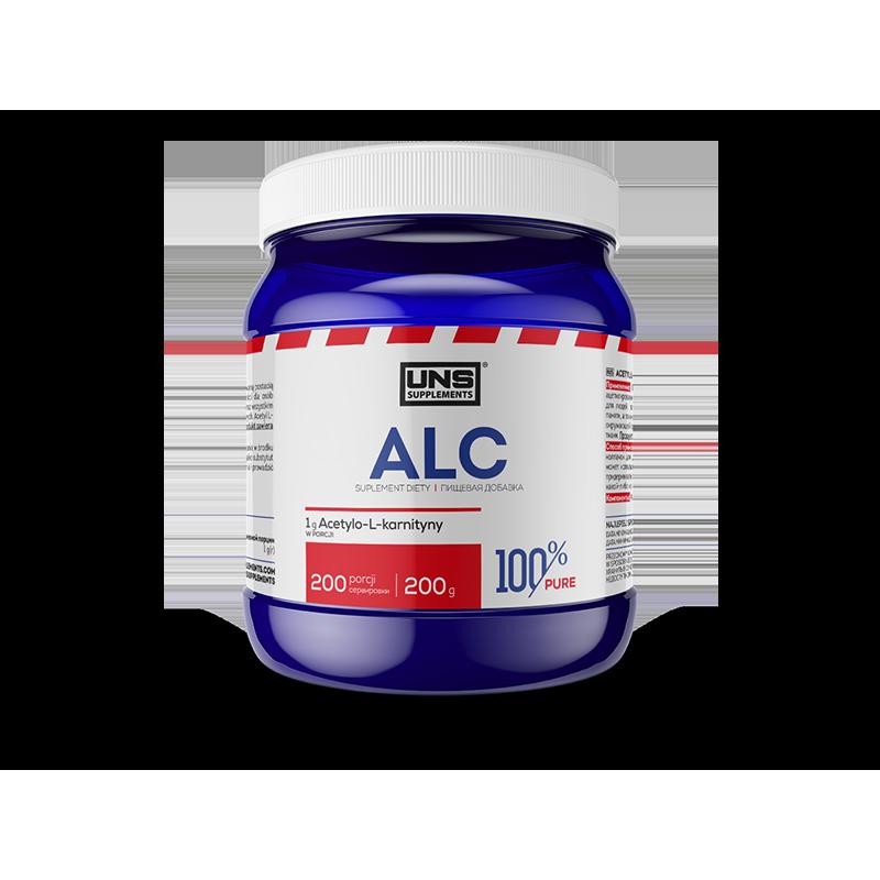 UNS ALC 200 g (ACETYL- L- CARNITINE)