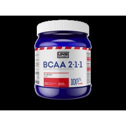 UNS BCAA 2-1-1 200 g