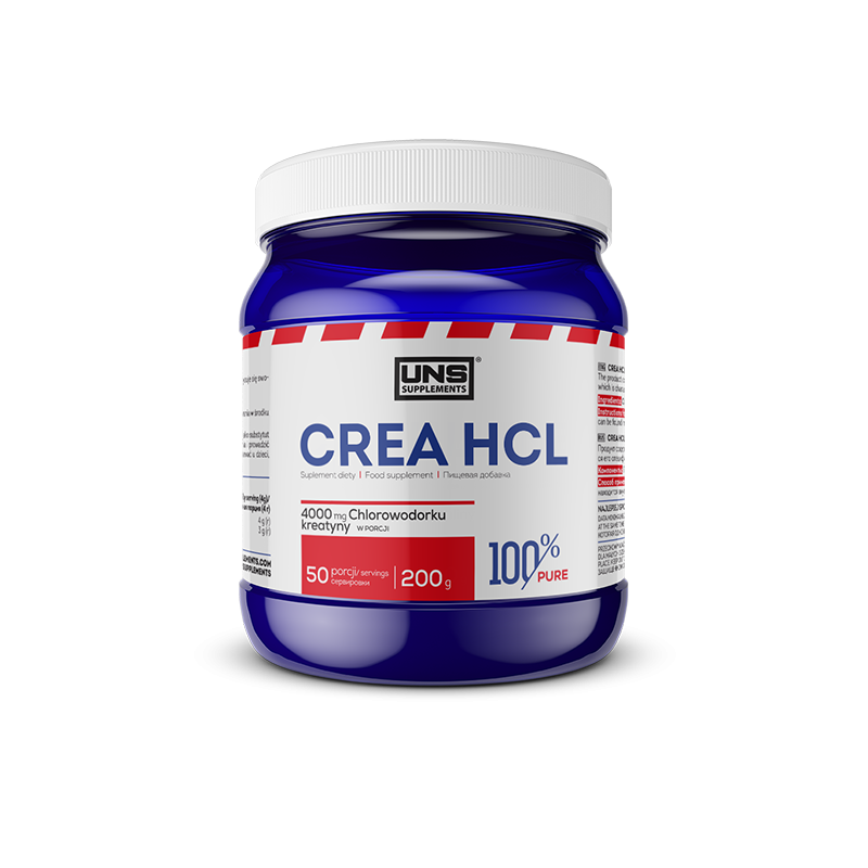 UNS CREA HCL 200 g