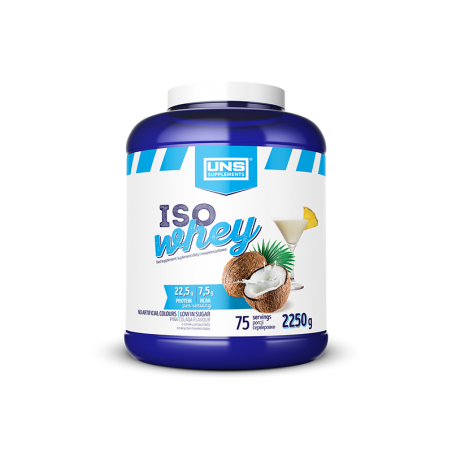 UNS ISO WHEY 2250 g