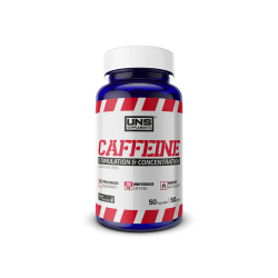 UNS CAFFEINE 200 mg 50 kaps.