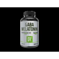 DR2 GABA & MELATONIN 120 kaps.