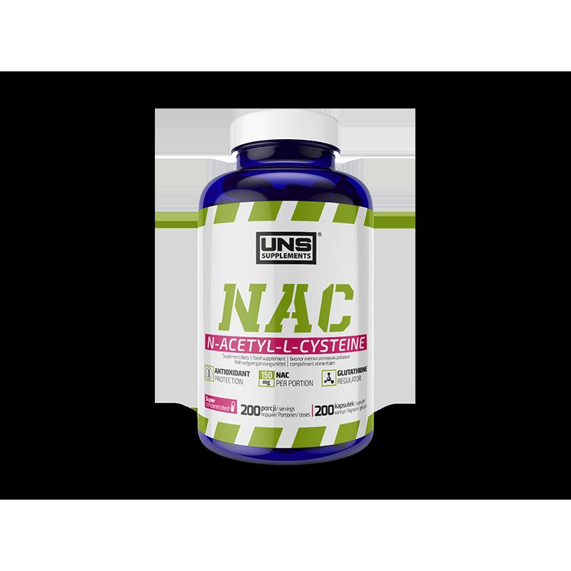 UNS NAC 200 kaps.
