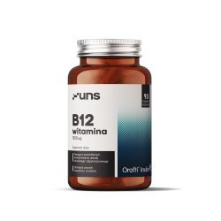 UNS Witamina B12 - 90 kaps.